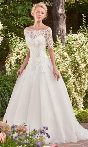 Darlene Wedding Dress by Rebecca Ingram