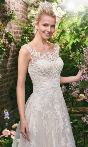 Alexis Wedding Dress by Rebecca Ingram