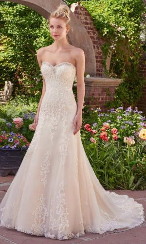 Vernice Wedding Dress by Rebecca Ingram