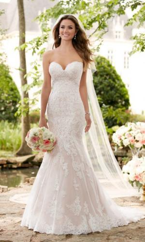 6379 Wedding Dress by Stella York