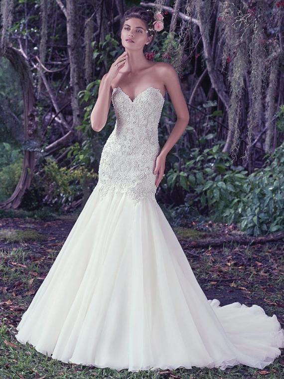 Baxter – Maggie Sottero NOW £699