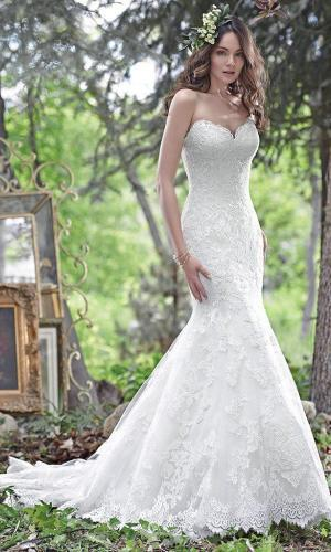 Cadence Wedding Dress by Maggie Sottero