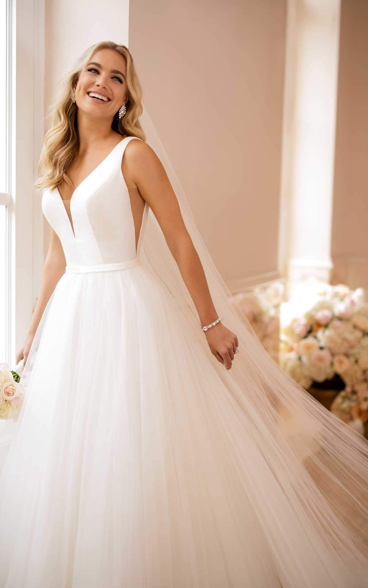 Simple Wedding Dress Designers Uk