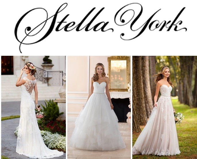 Stella York stockist