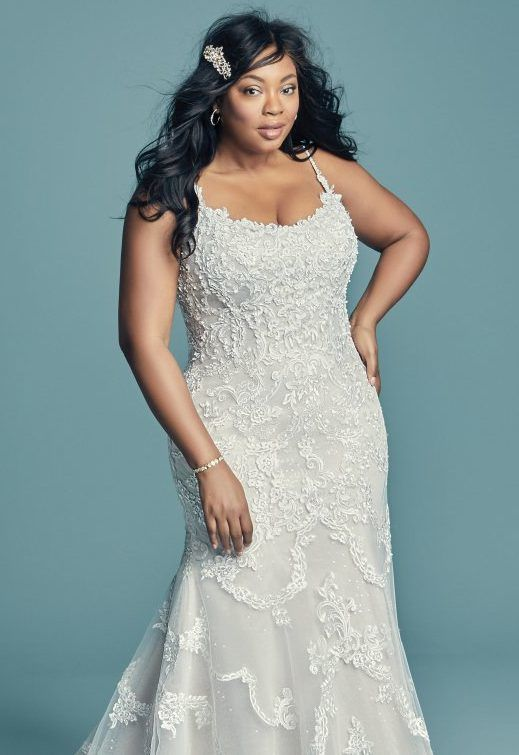 Riley Marie- Maggie Sottero Plus Size