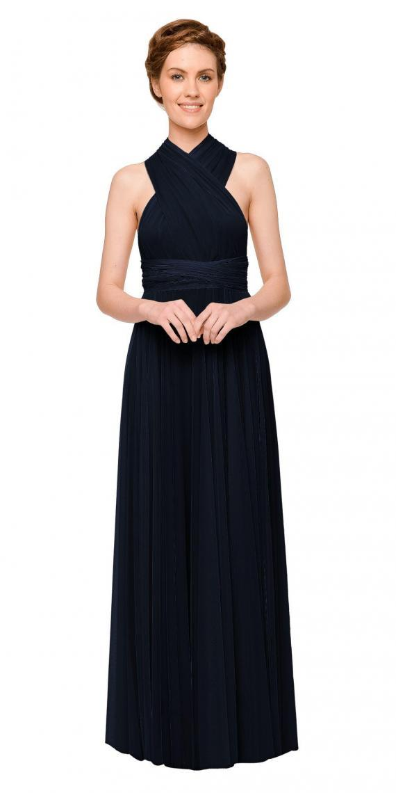 Tulle Ballgown – Midnight Blue