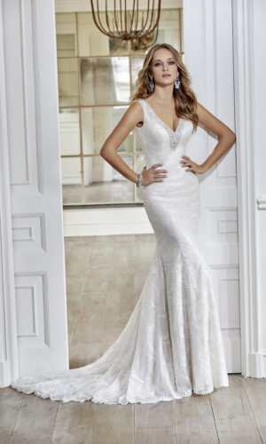 69052 Ronald Joyce Wedding Dress