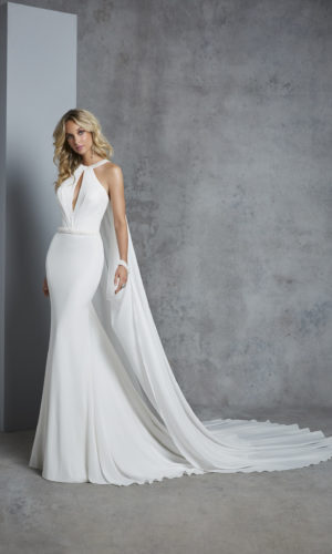 69411 Ronald Joyce Wedding Dress