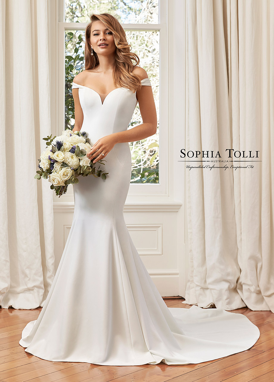Y11961 - Sophia Tolli dress