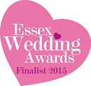 Essex Wedding Awards 2015 Finalist