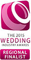 Wedding Industry Awards 2015 Finalist