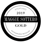 Maggie Sottero Gold Authorized Retailer 2019