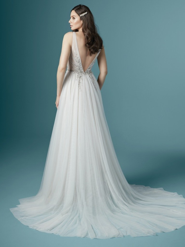 Maggie Sottero Meletta Wedding Dress