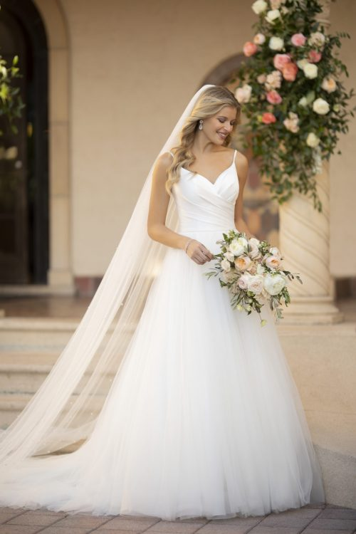 7051-Stella York Wedding Gown