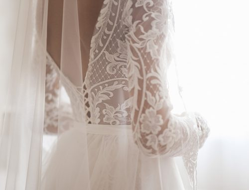 6 Lace Wedding Dresses You'll Love