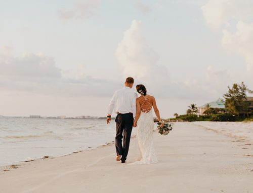 Perfect Dress Styles for a Beach Wedding