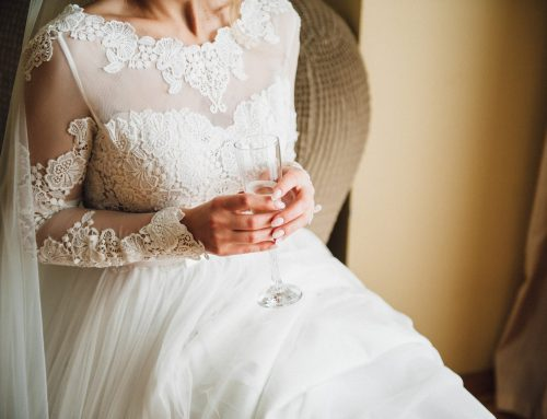 Gorgeous Wedding Dress Styles with Long Sleeves